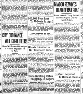 1918 05 21  USRRA orders.png