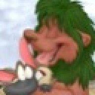 Green Maned Lion