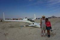 Bob, Skychick and plane.jpg