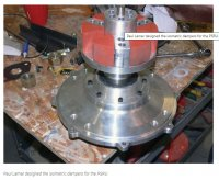Isometric dampers for the Rotary Planetery PSRU for the Bell 47 Planetery..jpg