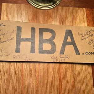 HBA at Oshkosh 2016