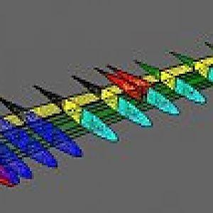 Peregrine Aluminum Wing 13