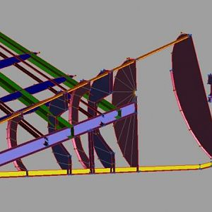 V Tail Structure 6