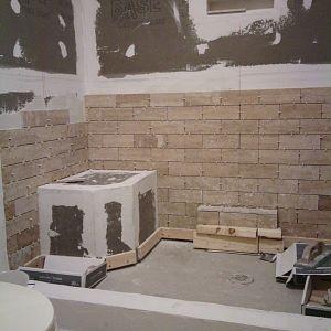 Custom Ceramic Tile Shower