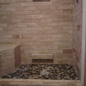 tiles finished