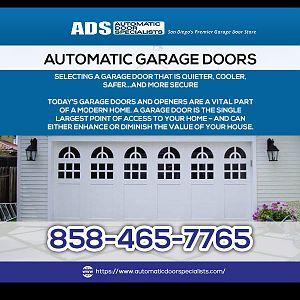 Automatic Door Specialists