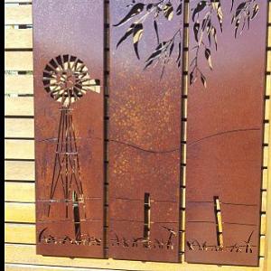 Decorative Metal Panels | Corten Steel Panels