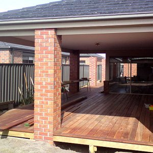 Top Quality Decking in Melbourne