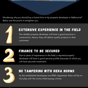 Why Should You Buy Home from A Top Property Developer in Melbourne