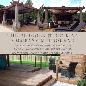 High-Quality Timber Decking Service in Melbourne