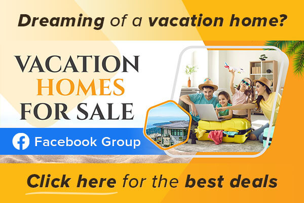 vacation homes and rentals for sale