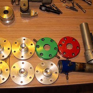 A-180V Parts