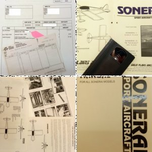 Sonerai II-LS Plans