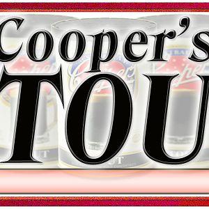Cooper's Stout Label