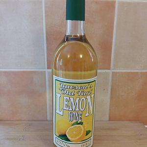 'Old Tart' Lemon Wine